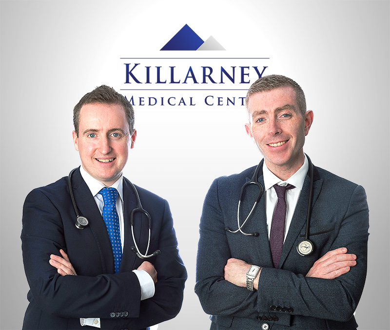 Doctors at Killarney Medical Centre | Dr Michael O'Doherty and Dr Michael Moloney