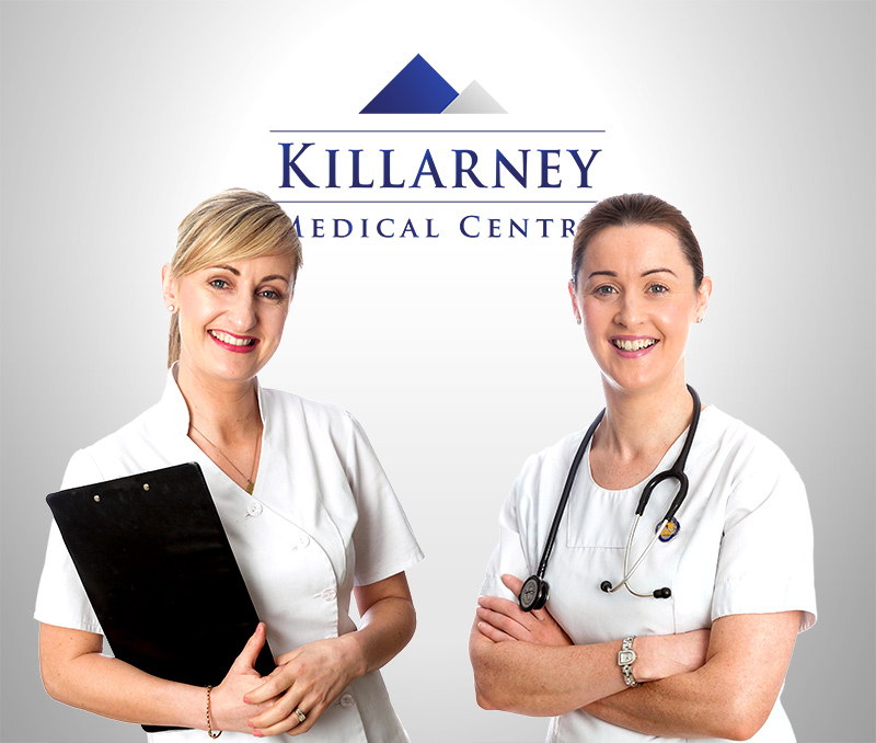 Nurses at Killarney Medical Centre | Triona Casey and Elaine Moynihan