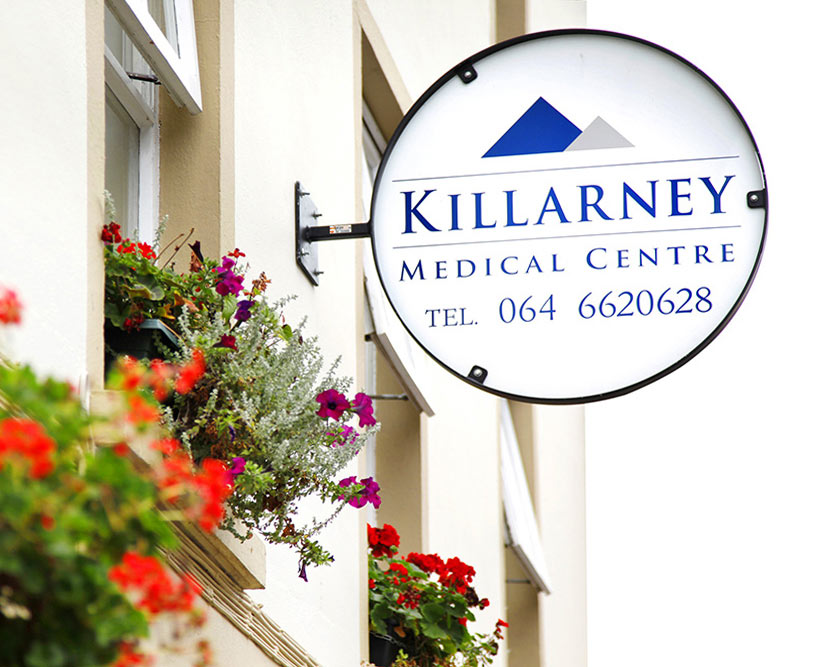 Killarney Medical Centre - Business Front