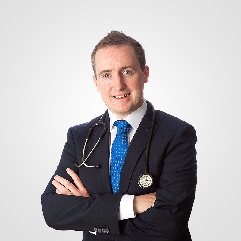 Dr Michael O'Doherty - Killarney Medical Centre